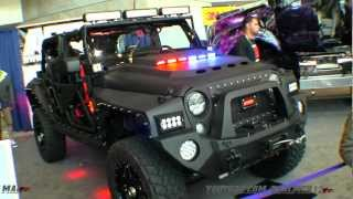 2011 Jeep Wrangler Black Hawk (Heavily Modified) - Call of Duty Edition