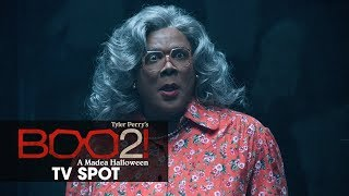 Boo 2! A Madea Halloween (2017 Movie) Official TV Spot – 'Unseen'