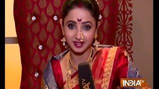 Saas Bahu Aur Suspense: Aradhya Dresses Up, Acts Like Bhamini in Krishnadasi