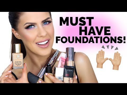 Xxx Mp4 MUST HAVE FOUNDATIONS BEAUTY FAVORITES 2017 3gp Sex