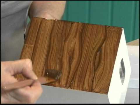 Decoupage com fotos na madeira