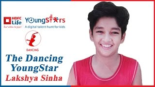 HDFC Life YoungStars | Dance Winner Lakshay Sinha Performs With Mentor Lauren Gottlieb