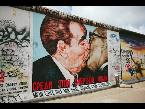 BERLIN WALL MEMORIAL + CHECKPOINT CHARLIE + EAST SIDE GALLERY, NOVEMBER 2016