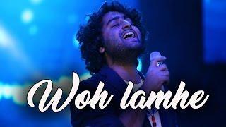 Woh Lamhe Mashup | Arijit Singh Live