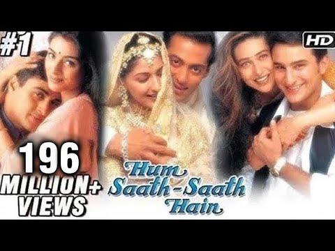 Hum Saath Saath Hain Full Movie Part 1 16 Salman Khan Sonali New Released Full Hindi Movies