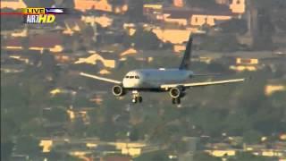 LAX preparing for JetBlue Flight 292 Emergency Landing