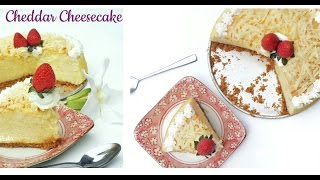 How to make Cheddar Cheesecake * Resep Cheddar Cheesecake