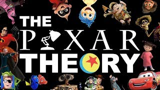 The COMPLETE Pixar Theory