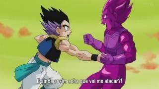 Dragon Ball Super - Gotenks  vs ''Vegeta'' (Episodio 45) Legendado PT-BR HD