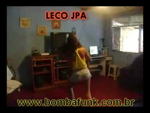 Passinho Foda da Favela só as Novinhas Leco e Levado bombafunk .br