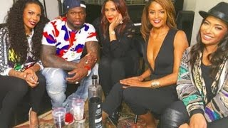 50 Cent x Angela Yee Lip Service: Talks Sex,Definition Of A Ho, Vivica Fox, Chelsea Handler (2015)