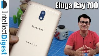 Panasonic Eluga Ray 700 Unboxing And Features Overview | Intellect Digest