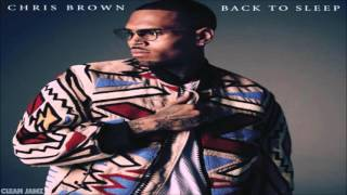 Chris Brown Featuring Usher Zayn Back To Sleep Remix Clean Edit