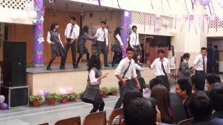 Summer Fields School, Gurgaon | Farewell'14 Dance