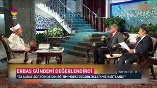 Diyanet İşleri Başkanı Prof. Dr. Ali Erbaş Gündemi Değerlendirdi