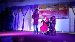7th batch Management Studies, Jagannath University Rag Day Special Drama-- Ganga Baba