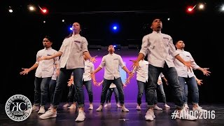 [1st Place] McMaster University - VIE Division - The Academy Hip-Hop Dance Competition 2016