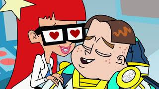 Johnny Test 504 - Cat Scratch Johnny/Johnny of the  Deep
