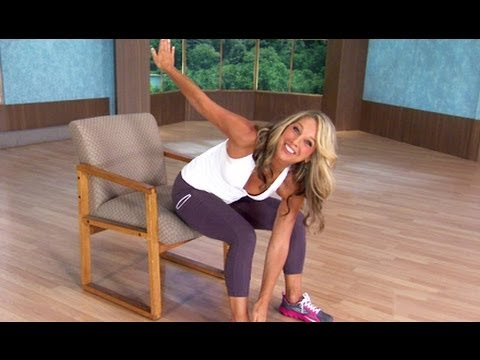 Denise Austin Abs Office Workout