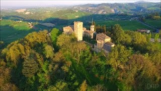 Drone4Passion - Echi Medievali Castello di Montegibbio