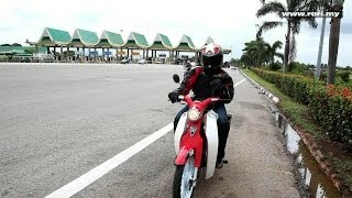 Ride to Krabi with Demak Moped 18 Hours!
