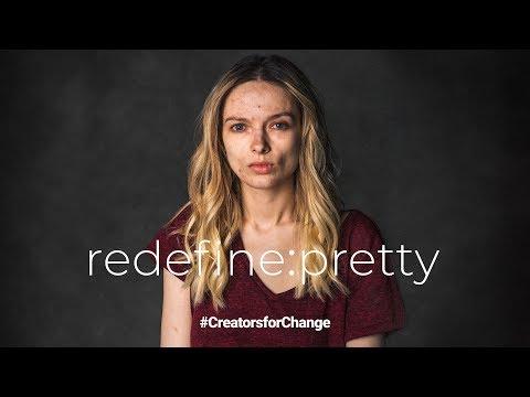 REDEFINE PRETTY     #creatorsforchange