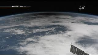 NASA Eclipse 2017: International Space Station
