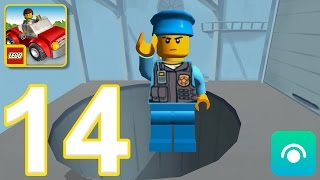 LEGO Juniors Create & Cruise - Gameplay Walkthrough Part 14 - All New Parts Unlocked (iOS, Android)