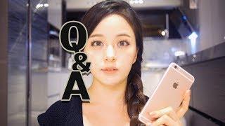[Q&A] 집? 남편? 즐겨보는 채널?ㅣ차차튜브