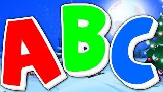 ABC Song   Christmas Carols   Xmas Songs   Learn Alphabets   Nursery Rhymes By Oh My Genius