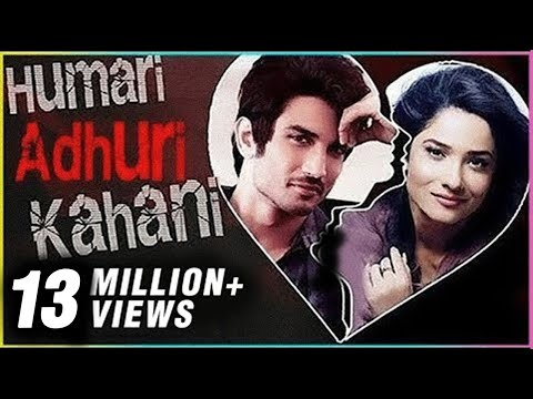 Xxx Mp4 Sushant Singh Rajput Ankita Lokhande HUMARI ADHURI KAHANI Break Up Story 3gp Sex