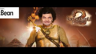 Baahubali 2 Mr.bean Version| Funny Remix | Johny English| Mcreationz|