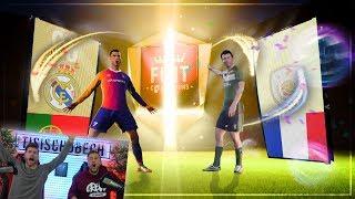 FIFA 18: XXL RONALDO ST Pack Opening + ELITE REWARDS + NEUE PRIME ICON  SBC´s 😱🔥