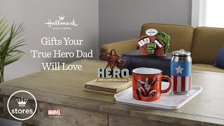 Gifts Your True Hero Dad Will Love | Marvel