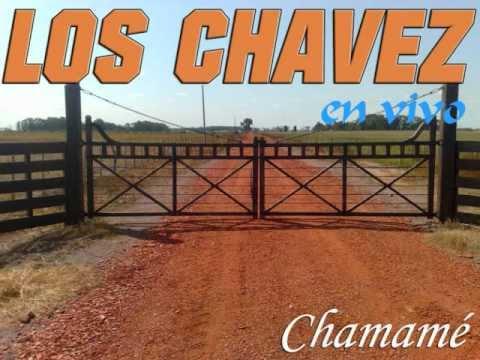 Los Chavez en vivo Chamamé