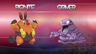 POKEMON FUSIONS!! GRIMER + PIGNITE!