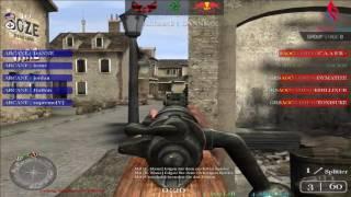 FSL - ARCANE vs Gunrunners - Group B