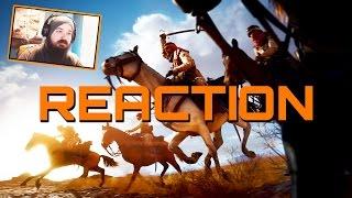 Battlefield 1 Gamescom Gameplay Trailer Reaction