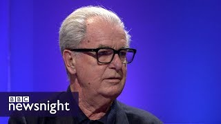 Bell Pottinger co-founder Lord Bell on scandal in South Africa  - BBC Newsnight
