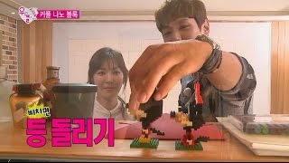 【TVPP】SiYang,Soyeon- Mini&Mickey , 시양, 소연 - 뽀뽀하는 미니&미키 @ We Got Married