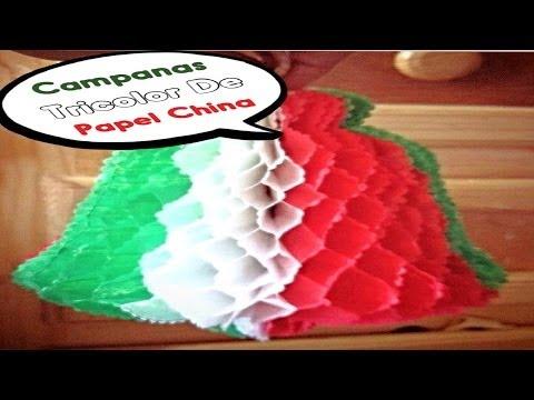 Vlog 6 Campanas Tricolor Para Este Mes Patrio