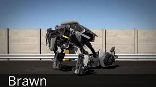 Transformers Darkest Days 2 Cast| Devthegunner