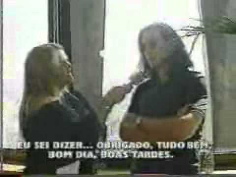 Rush On Brazilian TV Part Four.