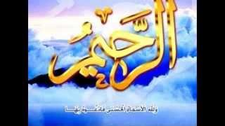 Sheikh Abdul Wali Al Arkani Rahman euphony and reverence