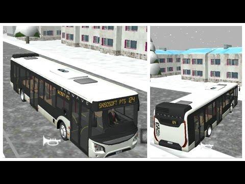 Public Transport Simulator Update - Banwave/ Iveco Urbanway V1.24