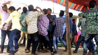 Students Rocking performance at GPT ,kataram college