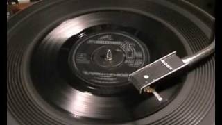 The Outlaws (Joe Meek) - Return Of The Outlaws + Texan Spiritual - 1963 45rpm