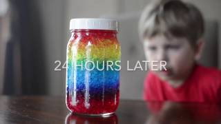 10 Easy Ranbow Science Activities For PreK - 3rd Graders