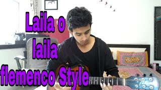 Laila main laila on guitar in flemenco style! Raees|(teaser)