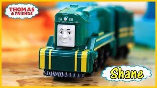 THOMAS AND FRIENDS The Great Race: Shane|Adventures Shane Shooting Star Gordon Ashima Thomas